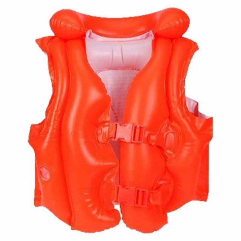 Vestă gonflabilă pentru înot INTEX Deluxe 58671NP 50x47 cm pentru copii