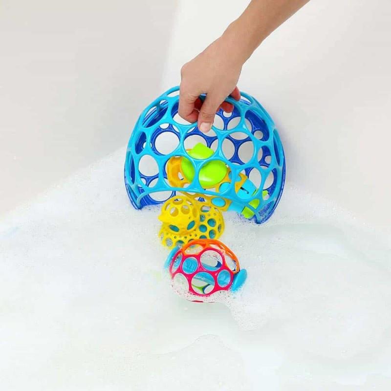 Oball Jucărie pentru depozitare Oball Scoop 10067 suport jucării de baie