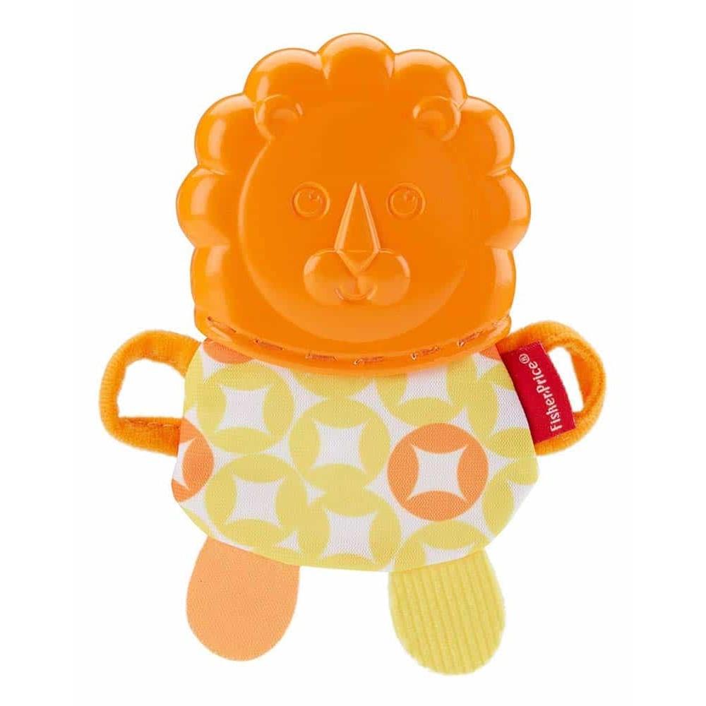 Fisher-Price Jucărie dentiție Leu GBD97 Lion teether - Mattel