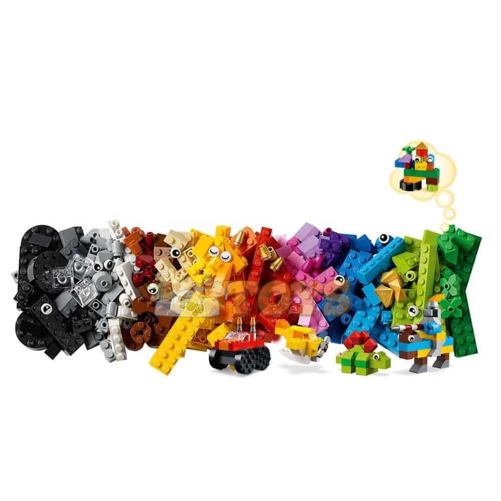 LEGO® Classic Cărămizi de bază 11002 Basic Brick Set 300 piese