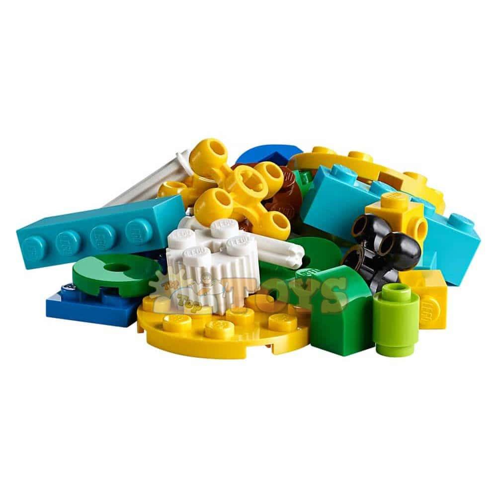 LEGO® Classic Cărămizi și roți variate 10712 Bricks and Gears 244 piese