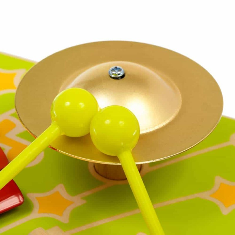 Jucărie din lemn Xilofon pentru copii Lucy&Leo LL180 jucărie muzicală