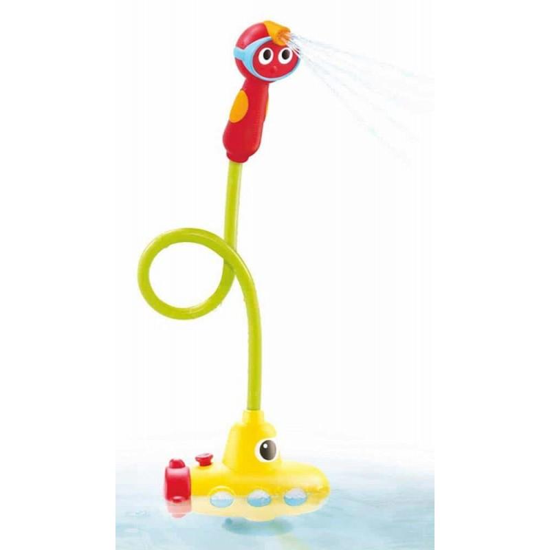 Jucărie de baie stație submarin cu duș Yookidoo 40139 jucărie cu baterii