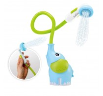 Jucărie Duș portabil pentru bebeluși și copii Yookidoo 40159 elefant blue