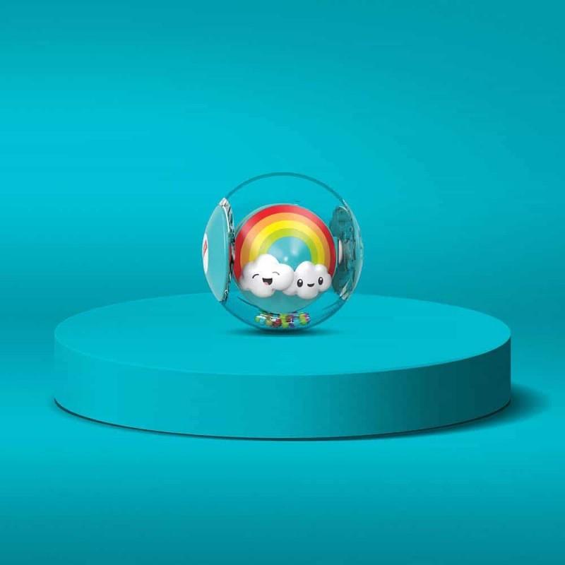 Fisher-Price Jucărie zornăitoare Mingea Hello Sunshine GJF68 multicolor