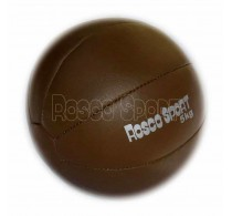 Rosco Sport Minge medicinală din piele durabilă 5 kg cu 8 panouri