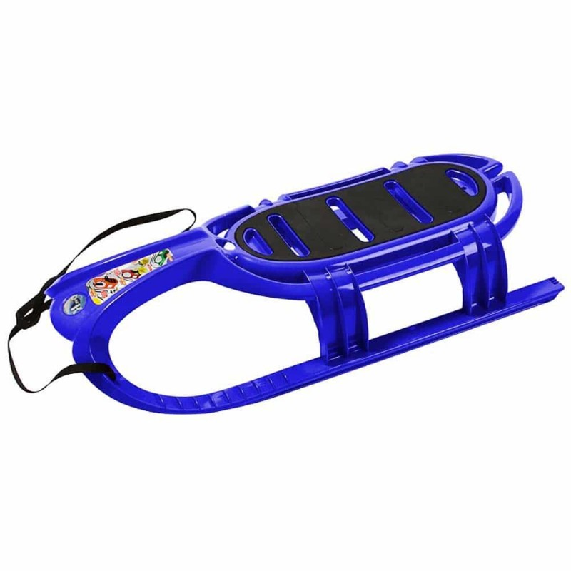 KHW Snow Tiger Sanie sport pentru copii și adulți albastră 21502