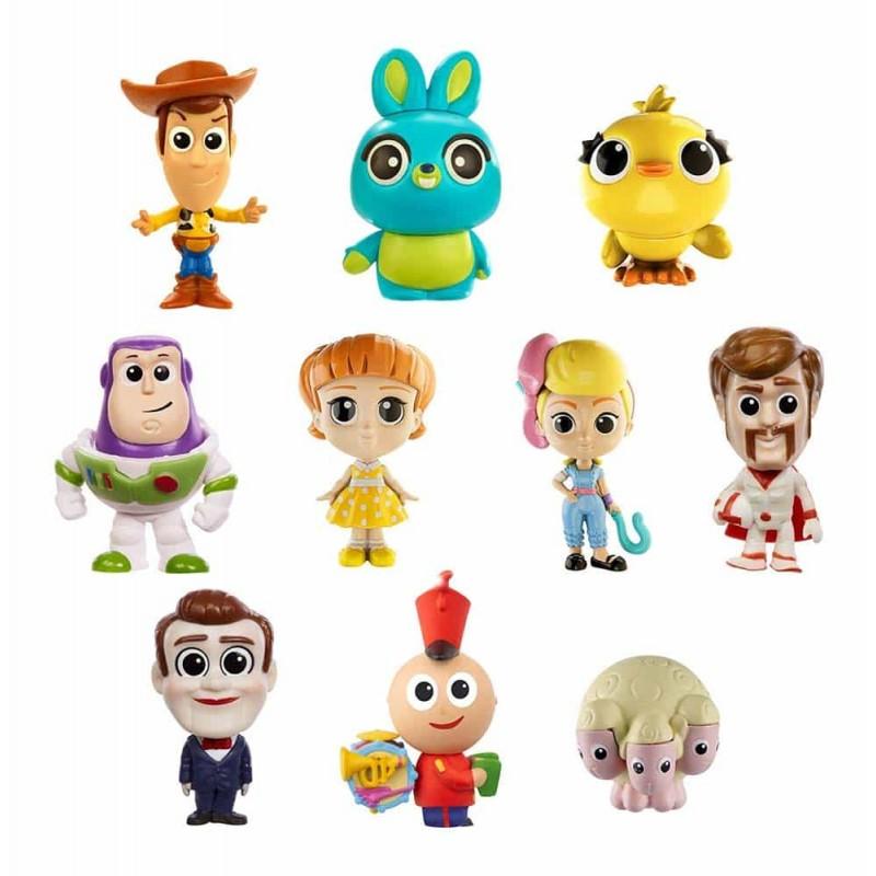 Set 10 minifigurine Toy Story 4 GCY86 colecție caractere Disney - Mattel