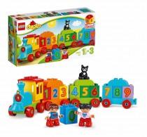 LEGO® DUPLO Primul meu tren cu numere 10847 23 piese