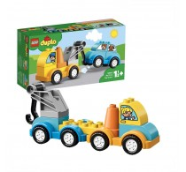 LEGO® DUPLO Primul meu camion de remorcare 10883 11 piese