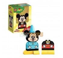 LEGO® DUPLO Prima mea construcție Mickey 10898 9 piese