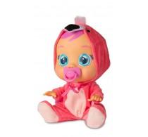 iMC Toys Cry Babies păpușă interactivă care plânge Fancy flamingo