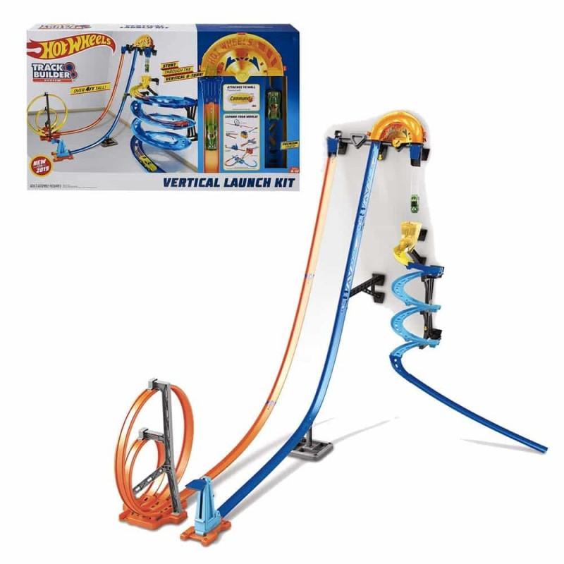 Hot Wheels Set de joacă Track Builder Set de lansare verticală GGH70