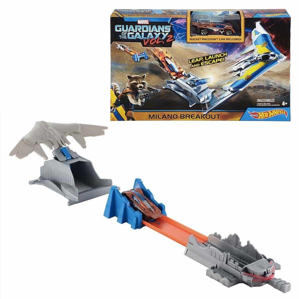 Hot Wheels Pistă Guardians of the Galaxy Milano Breakout DKT27 Mattel