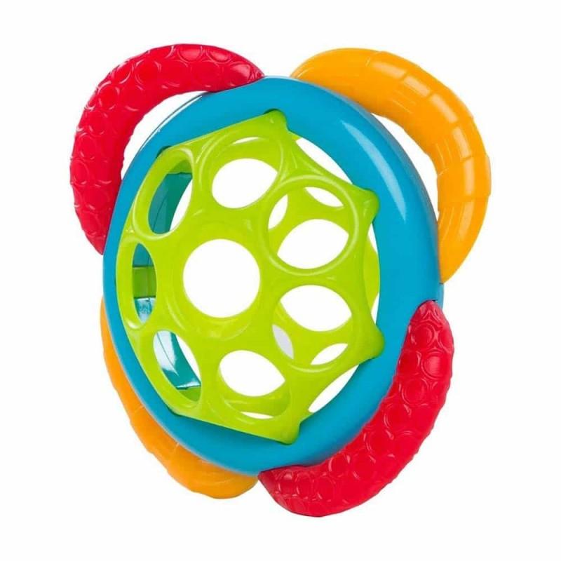 Oball Jucărie pentru dentiție Ufo Grasp and Teeth 10807 Bright Starts