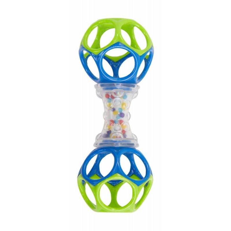 Oball Jucărie zornăitoare pentru bebe Ganteră 81107 Shaker Bright Starts