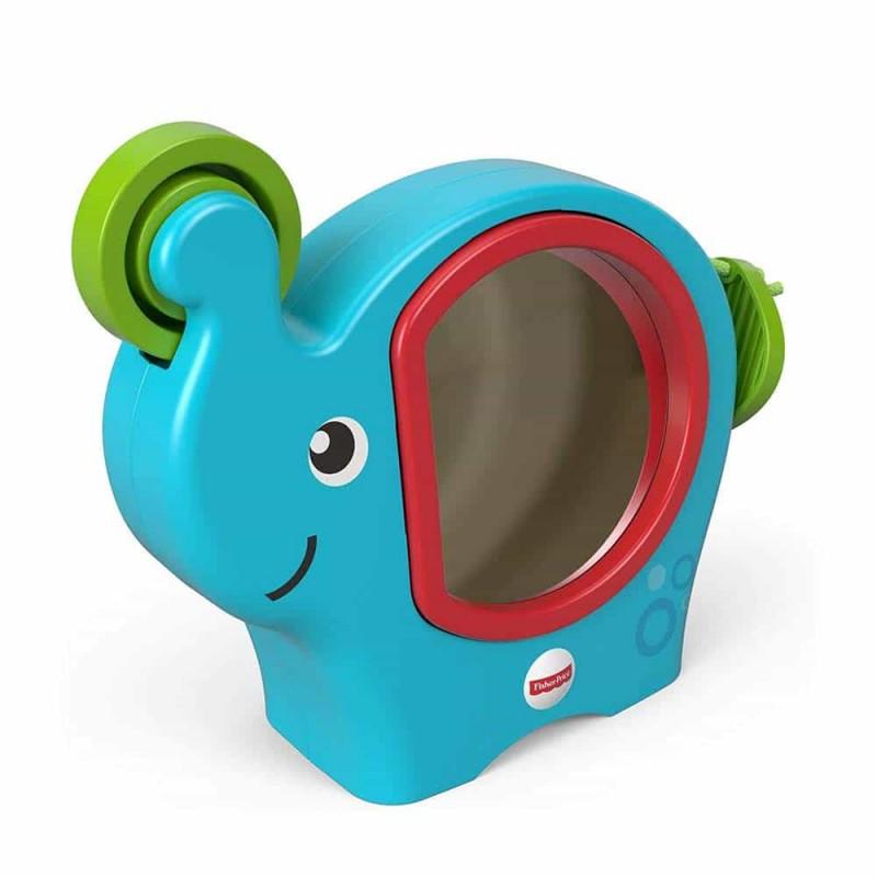 Fisher-Price Jucărie pentru bebe Oglindă Elefant de activitate multicolor
