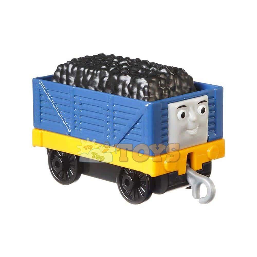 Vagonul metalic Thomas și prietenii Push Along Troublesome Truck