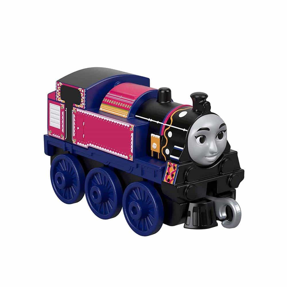 Locomotivă Thomas și prietenii Track Master Ashima de împins FXX00