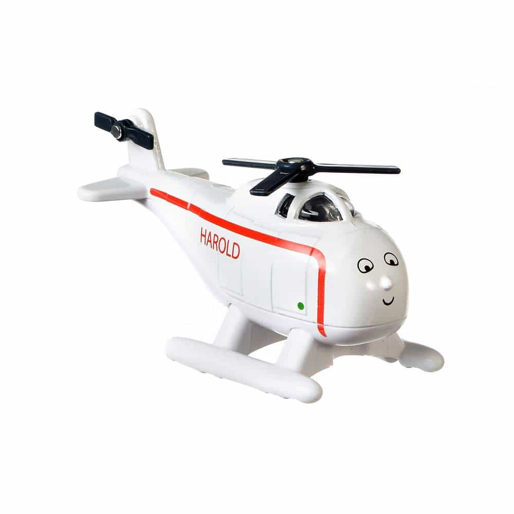 Elicopter Thomas și prietenii Track Master Figurina Harold FXX04