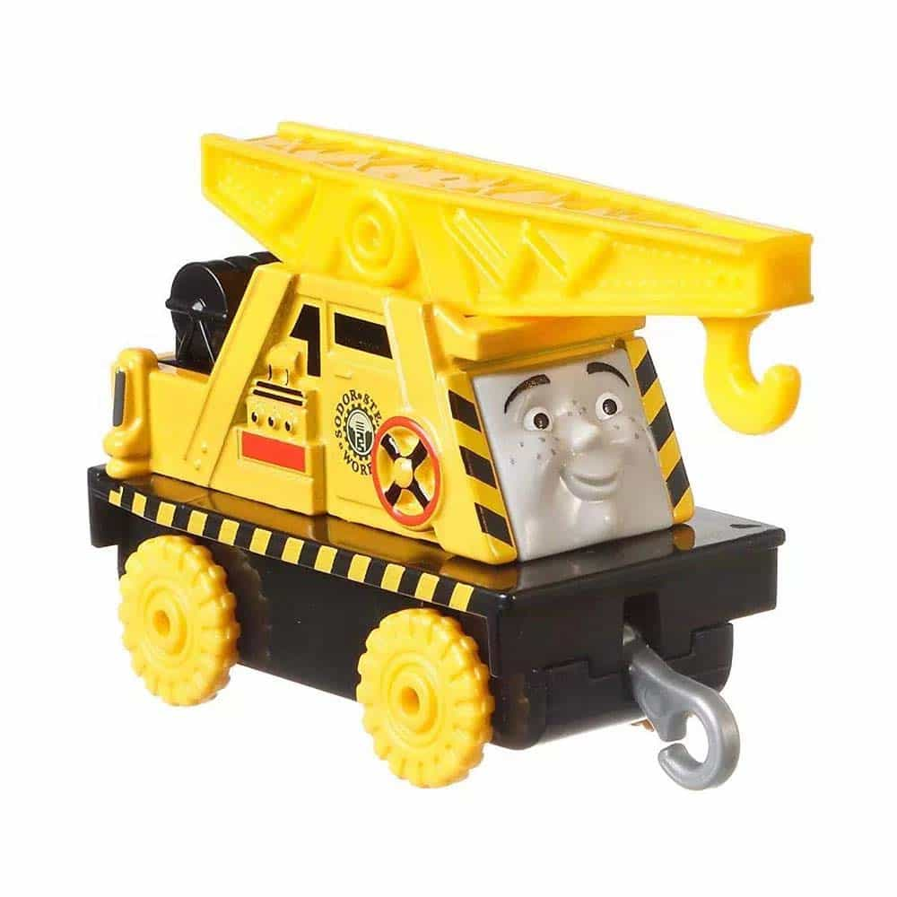 Locomotivă Thomas și prietenii Track Master Kevin de împins FXX07