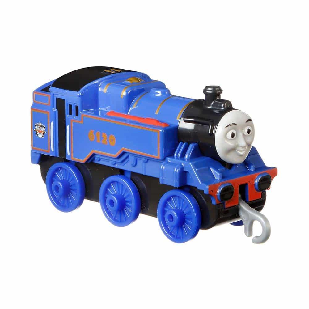 Locomotivă Thomas și prietenii Track Master Belle de împins GDJ56