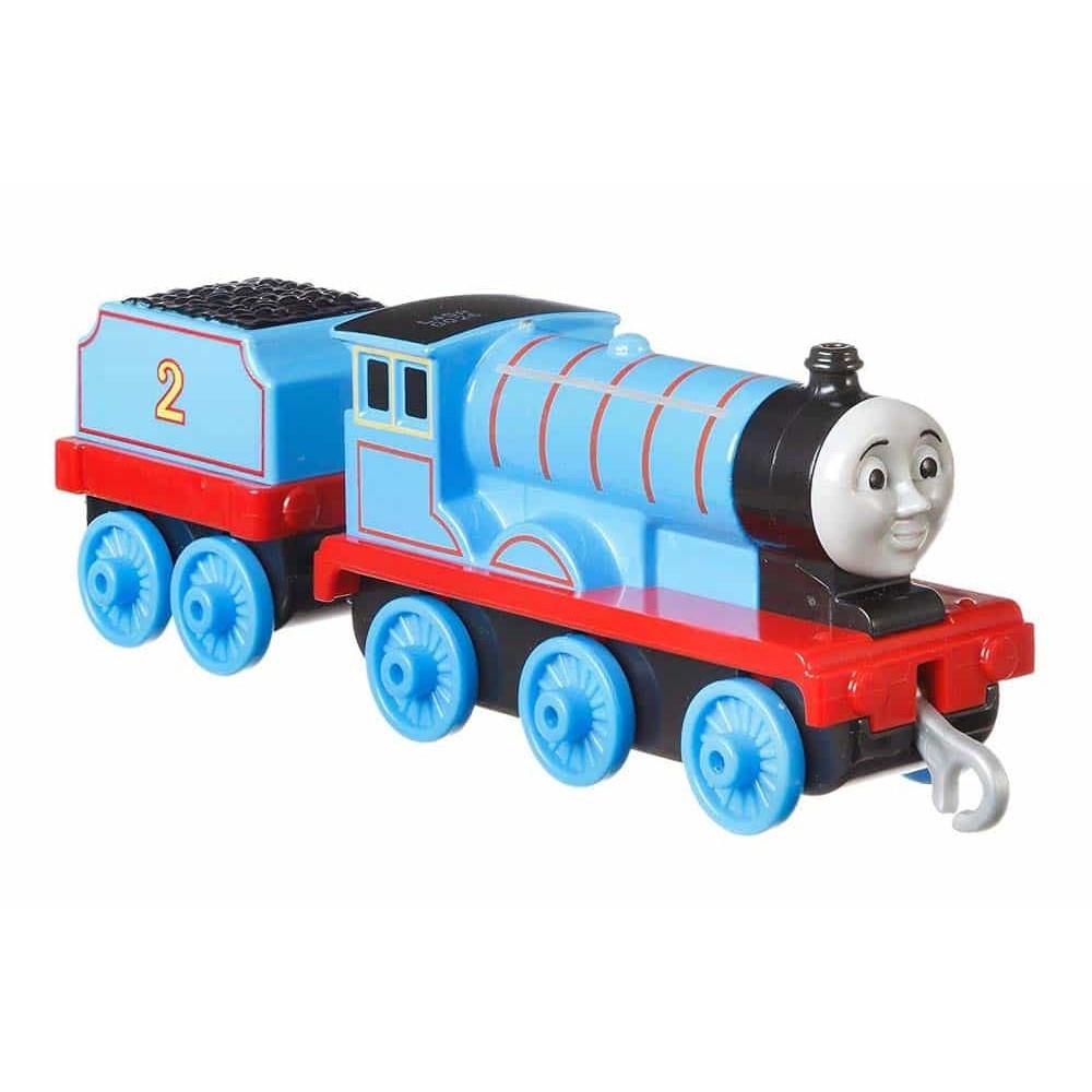 Locomotivă Thomas și prietenii Track Master Edward de împins GDJ57