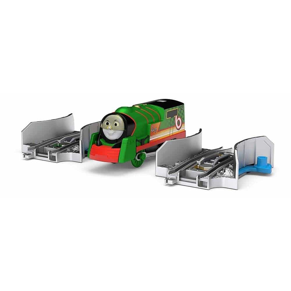 Locomotivă motorizată Thomas și prietenii Track Master Percy FPW70