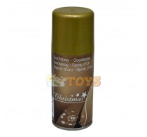 Vopsea Spray pentru decorațiuni culoare auriu 150 ml - Gold Spray