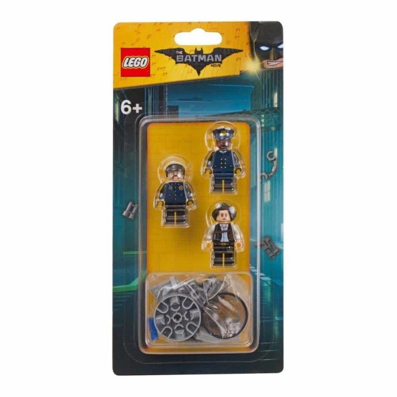 LEGO® Batman City Police Departament LEGO 853651 - 31 piese