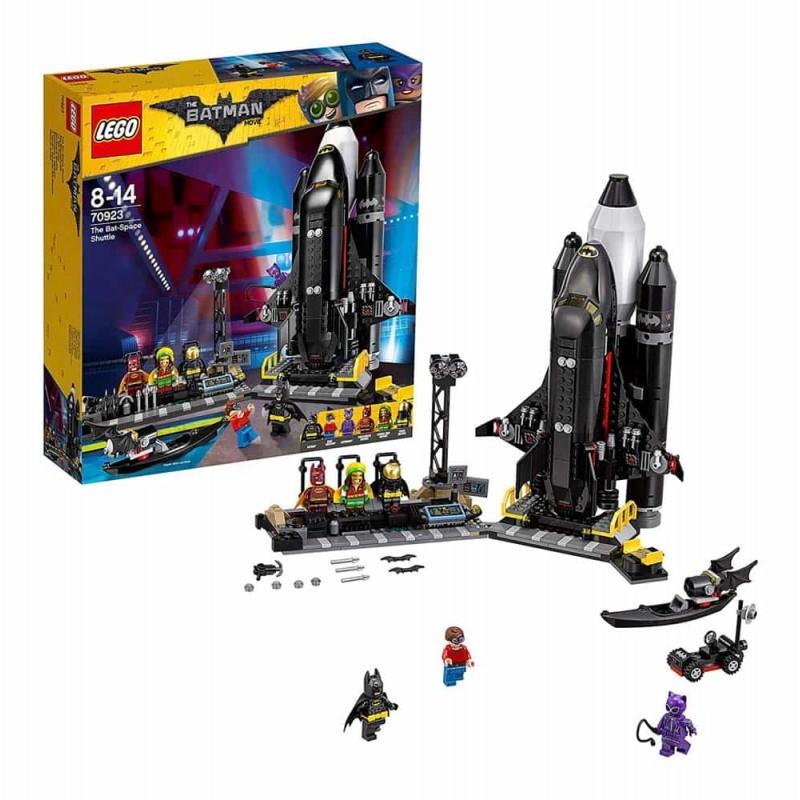 LEGO® Batman Bat-Navetă 70923 - 643 piese The Bat-Space Shuttle