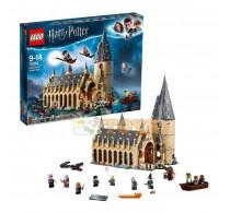 LEGO® Harry Potter Sala mare din Hogwarts Roxford 75954 - 878 buc
