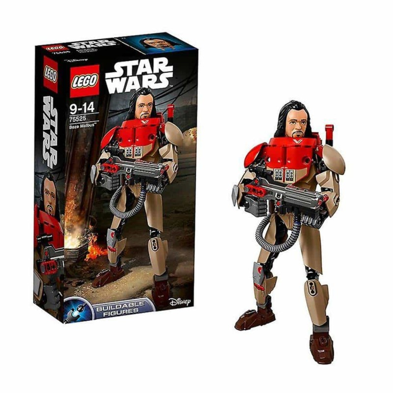 LEGO® Star Wars Baze Malbus 75525 - 148 piese