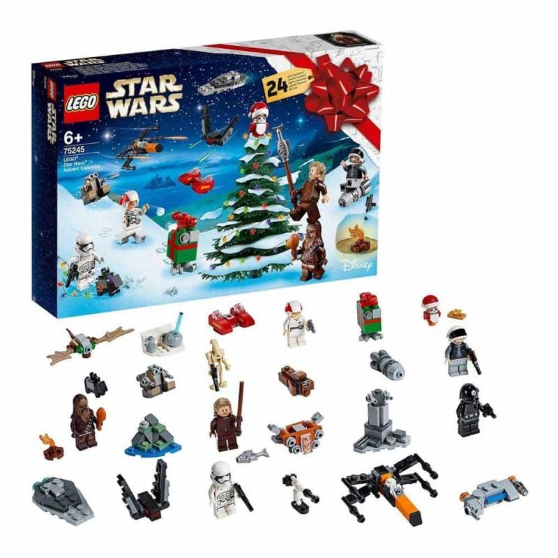 LEGO® Star Wars Calendar de Crăciun 75245 - 280 piese