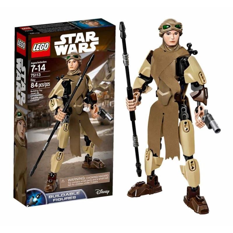 LEGO® Star Wars Rey 75113 - 84 piese