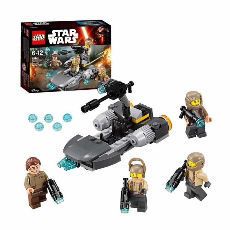 LEGO® Star Wars Resistance Trooper Battle Pack 75131 - 112 piese