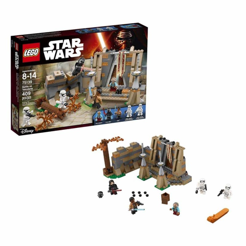 LEGO® Star Wars Bătălia de pe Takodana 75139 - 409 piese
