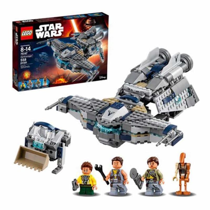 LEGO® Star Wars Star Scavenger 75147 - 558 piese