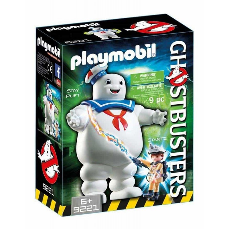 Playmobil Ghostbusters Stay Puft Marshmallow 9221