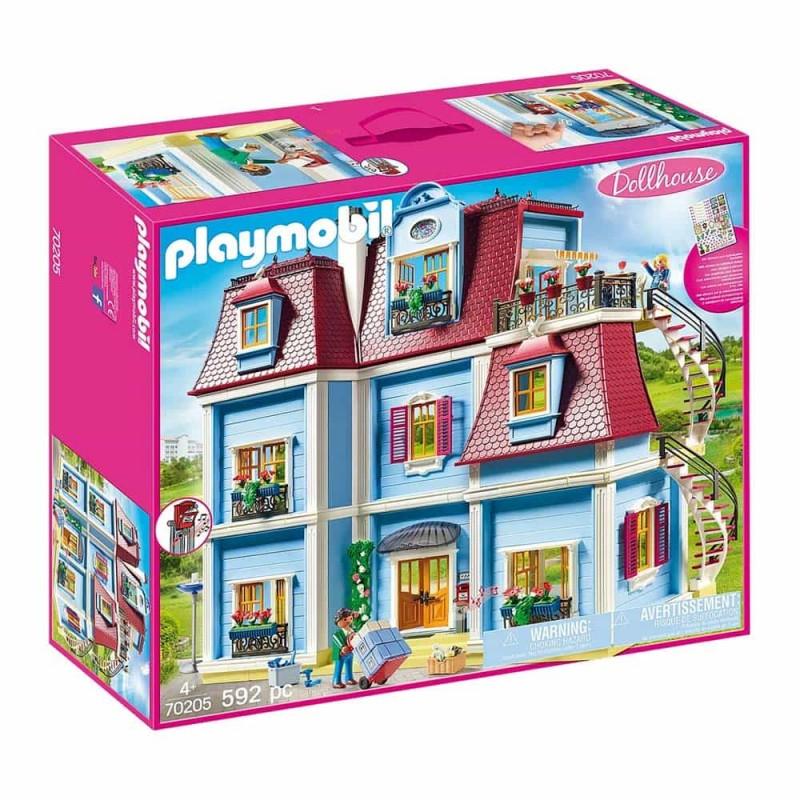 Playmobil Dollhouse Casă mare de păpuși 70205