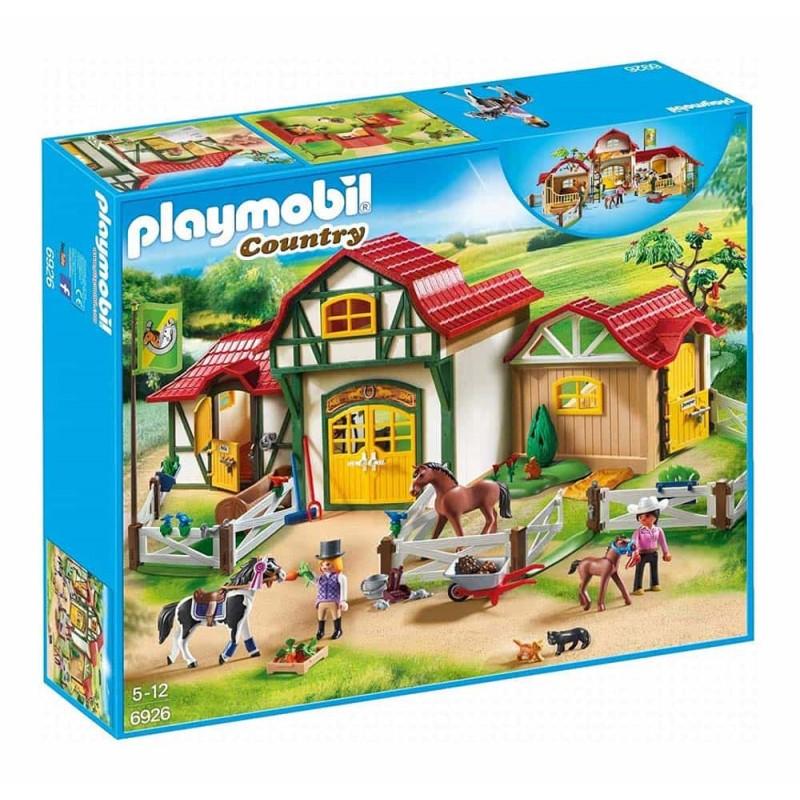 Playmobil Country Ferma căluților 6926