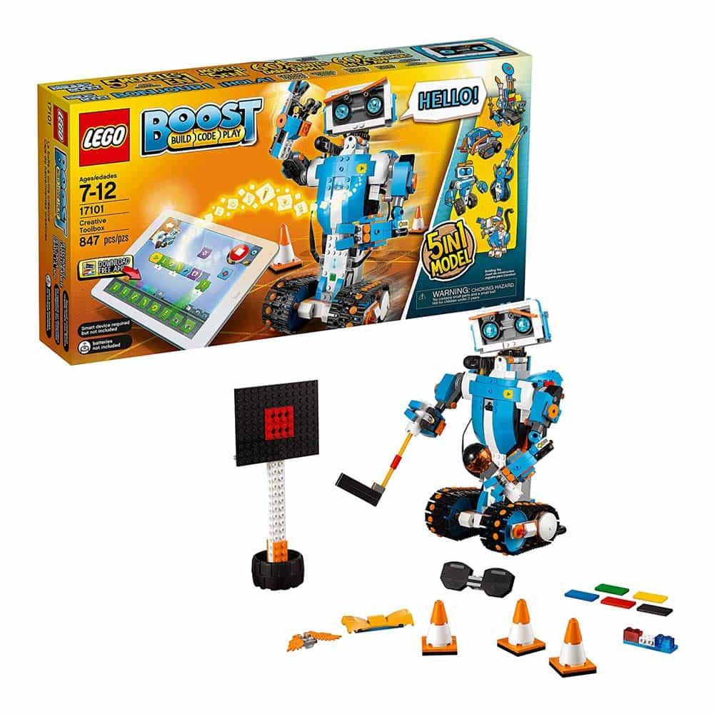 LEGO® BOOST Robot creativ 17101 - 847 piese