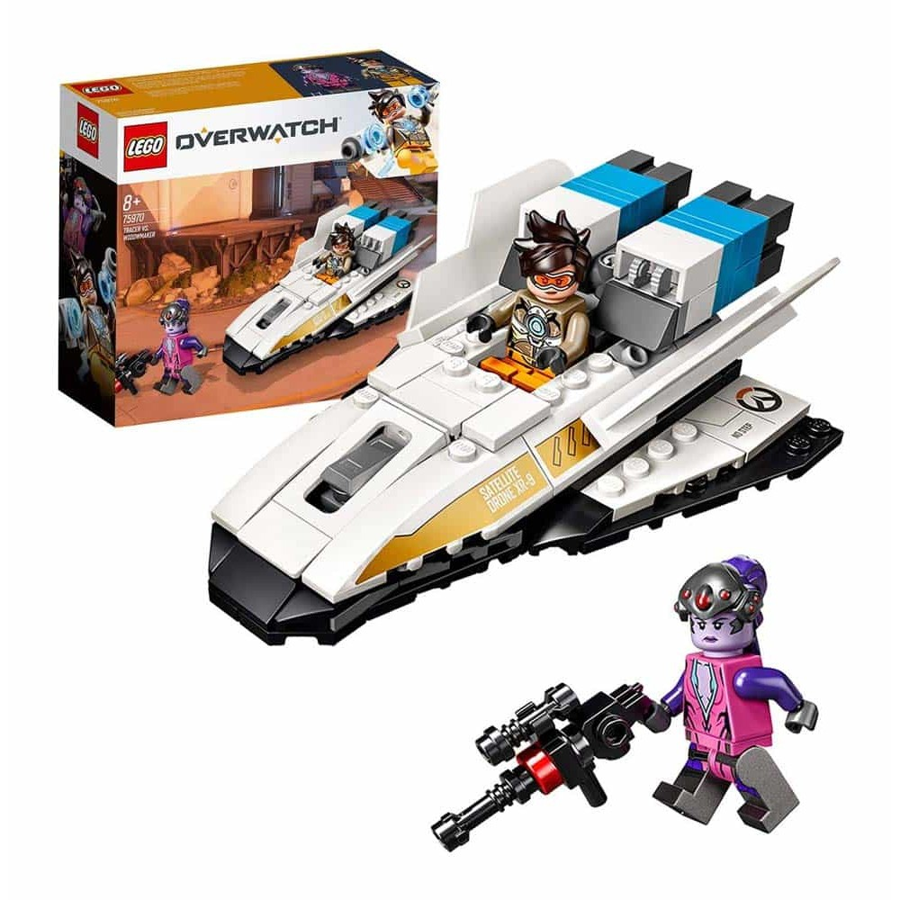 LEGO® Overmatch Tracer contra Widowmaker 75970 - 129 piese