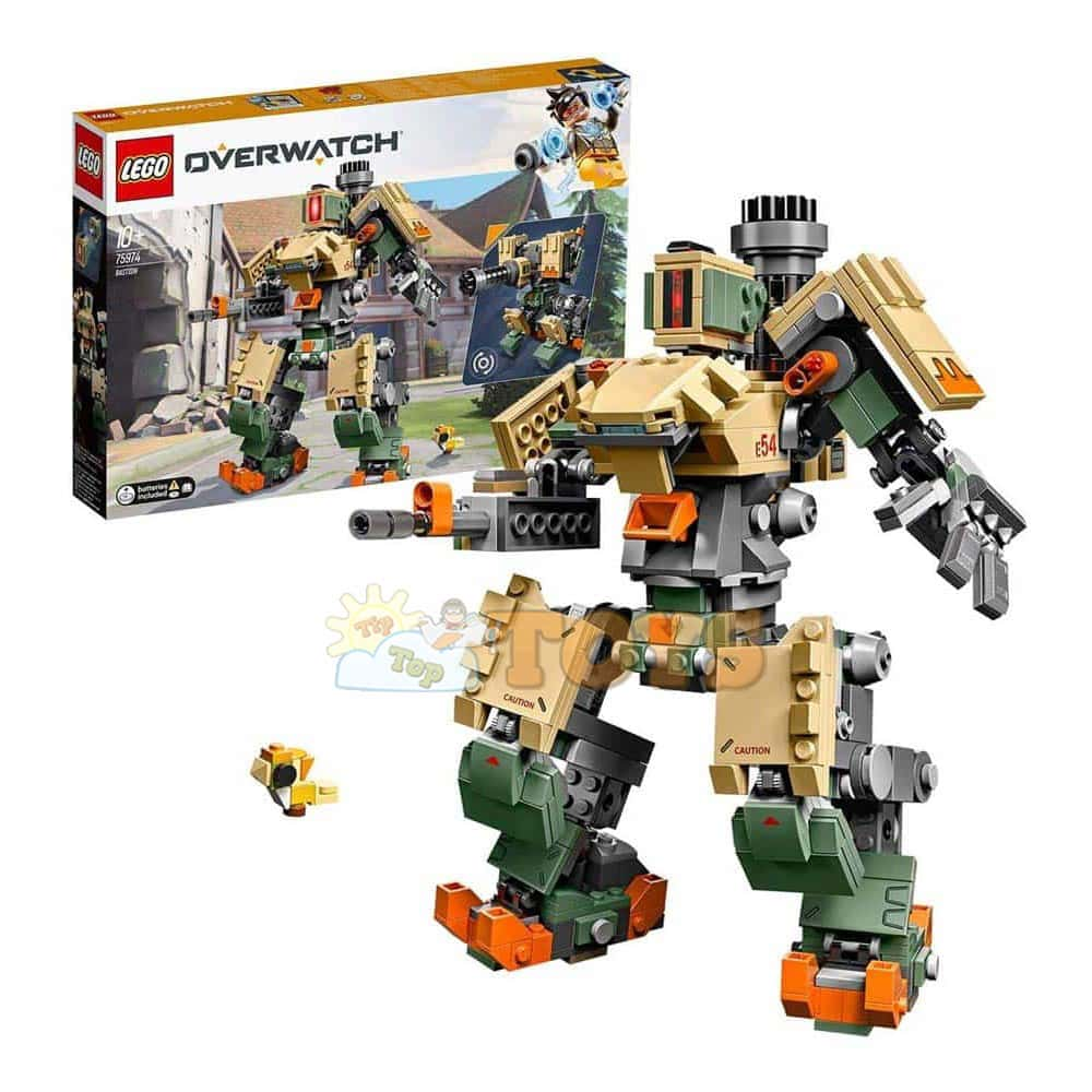 LEGO® Overmatch Bastion 75974 - 602 piese