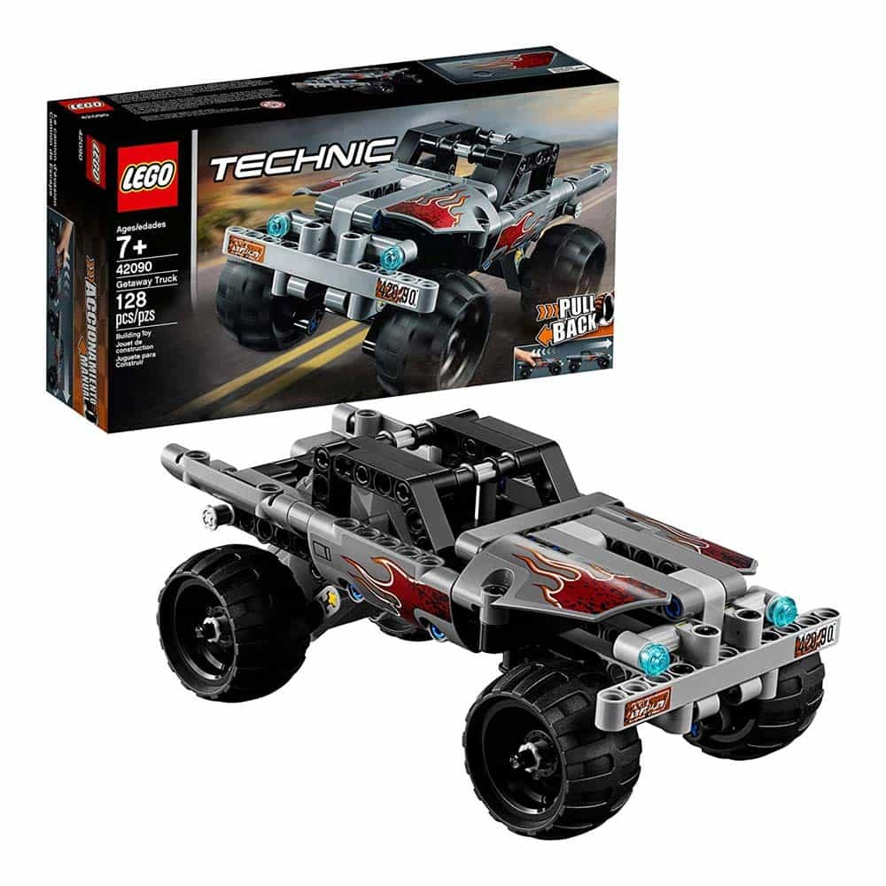 LEGO® Technic Camion de evadare 42090 - 128 piese