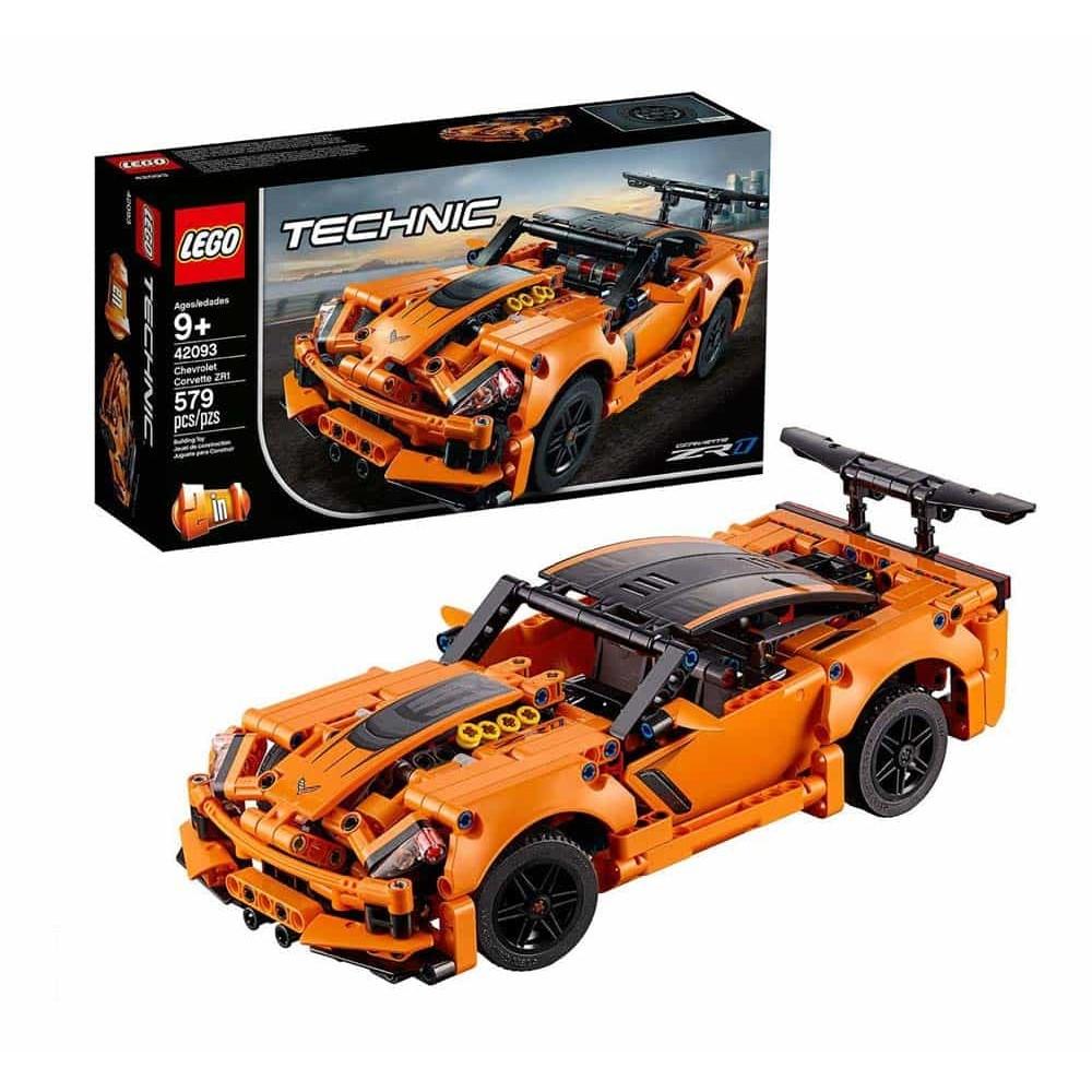 LEGO® Technic Chevrolet Corvette ZR1 42093 - 579 piese