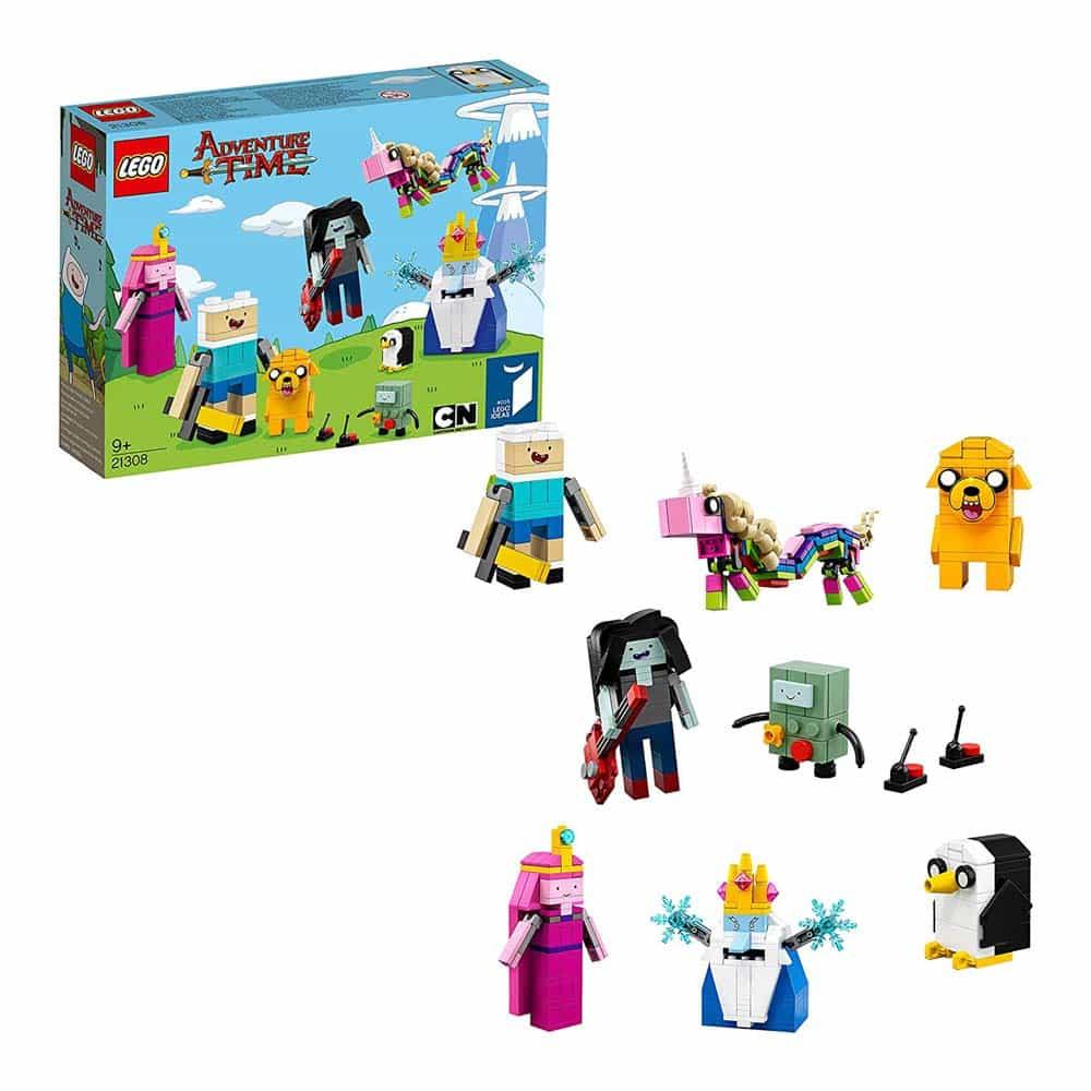 LEGO® IDEAS Adventure Time 21308 - 495 piese