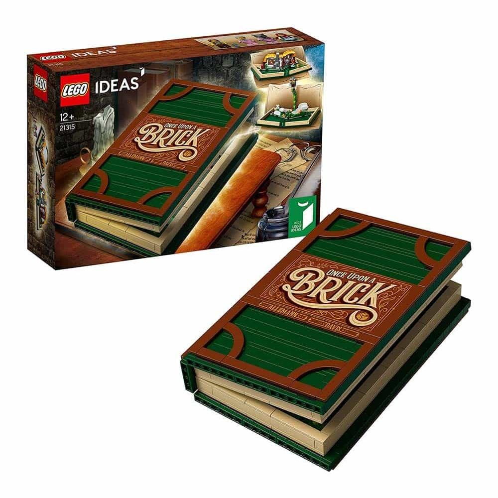 LEGO® IDEAS Carte pop-up 21315 - 859 piese