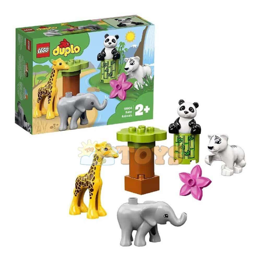 LEGO® Duplo Pui de animale 10904 - 9 piese