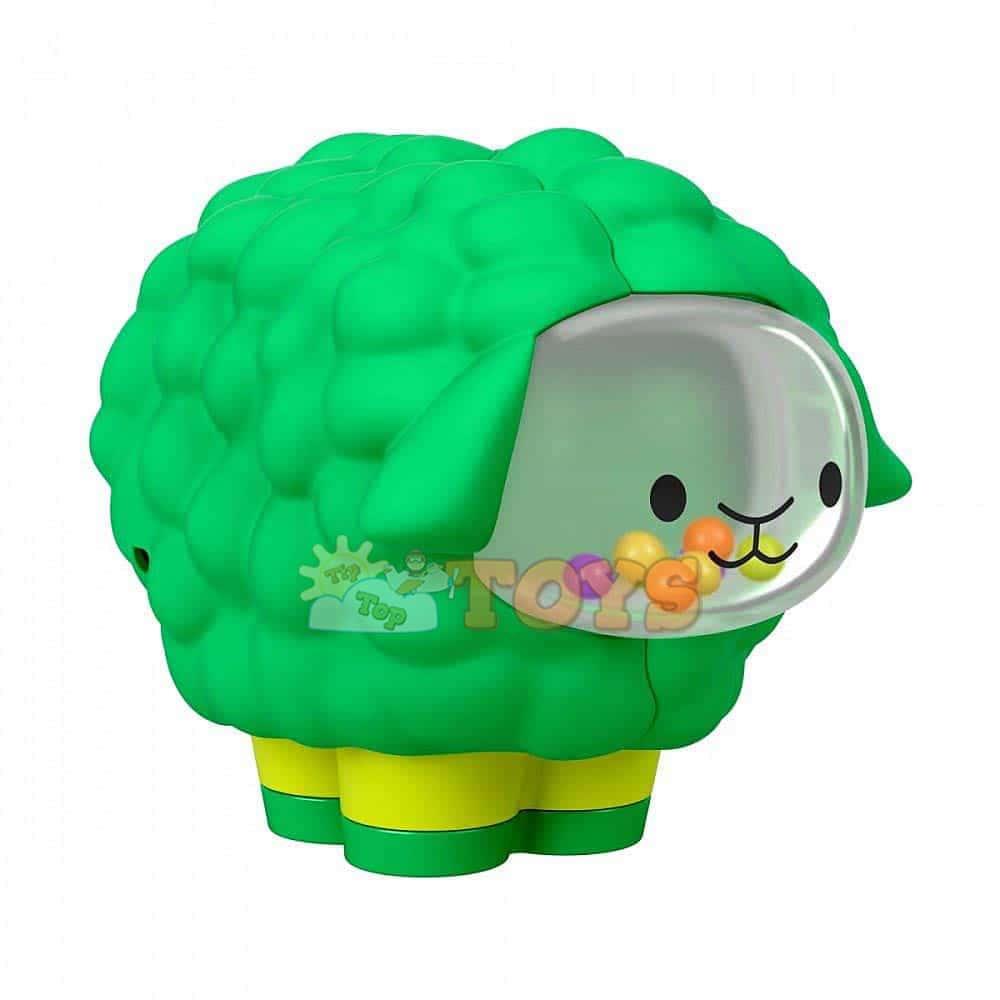 Fisher-Price Jucărie educativă zornăitoare Miel prietenos GLD07